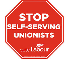 Self Serving unionists