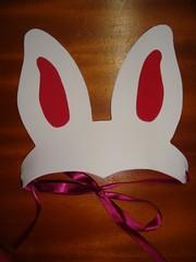 """fiz esta orelhinha para minha coelhinha (a_legria """"Aline"""" ; )) Tags: eva pscoa coelho pascoa orelha"""