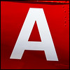 (–archangel–) Tags: red typography letters type letter a litwin mikelitwin typophilia –archangel– litwincreative