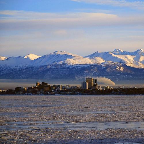 Alaska Anchorage Subarctic Climate by MarculescuEugenIancuD60Alaska