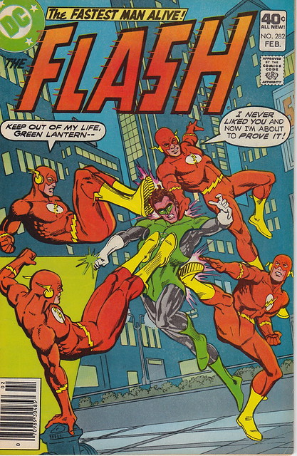 Flash Is a Jerk