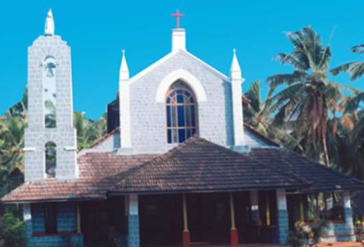 St. Victors Church Nellikar