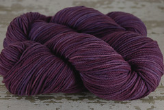"""Purple Daze"" 3ply BBR Merino"