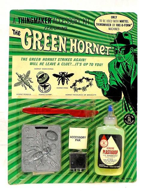 50The Green Hornet