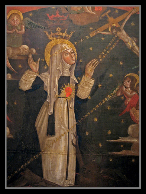 St. Catherine of Siena in Oxford