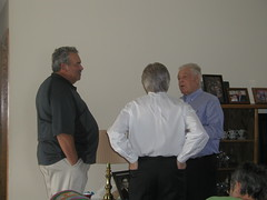 RD Maston, Steve Taylor (Niki Gunn) Tags: austin memorial missouri april openhouse 2011 olympusc4040z