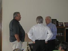 RD Maston, Steve Taylor (Niki Gunn) Tags: austin memorial missouri april openhouse 2011 olympusc4040z