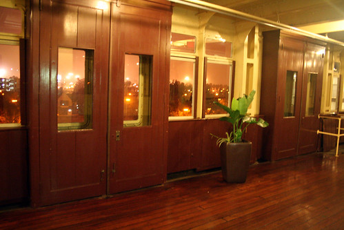 Queen Mary - Promenade Deck - Original Gangplank Doors