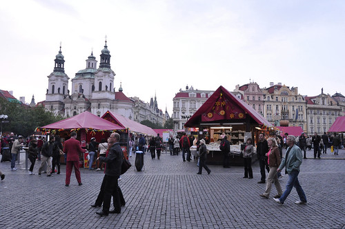 Easter Market, Prague