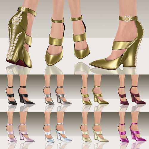 ROSEA shoes