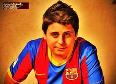 gerard_hdr (__JML__) Tags: portrait nikon brother retrato hermano bara hdr gerard fcb retoques jml futbolclubbarcelona