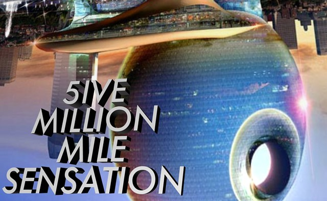 5ive Million Mile Sensation