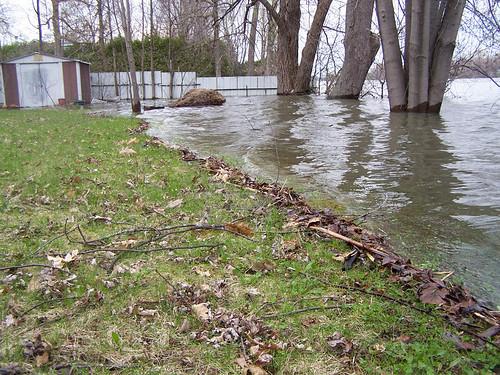 Inondation printemps 2011