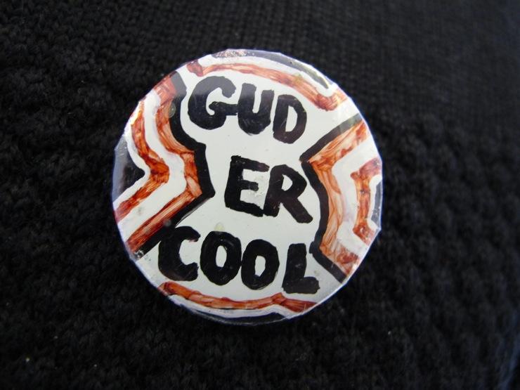 Gud er cool