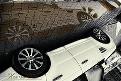 RANGE ROVER (Hesham Ahmed's) Tags: car sport rover saudi arabia range ksa hse