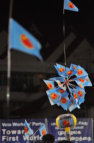 Hammer Flags Burst by abdulrahman.elections