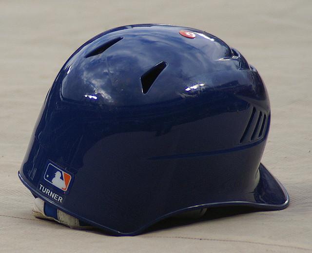 Turner's helmet