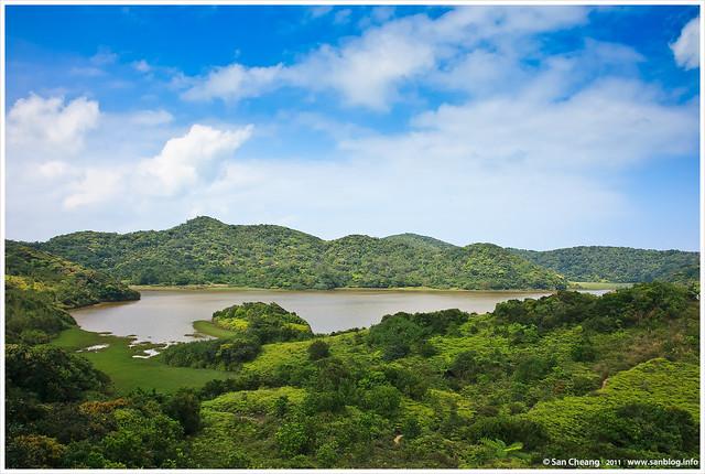 南仁山 南仁湖