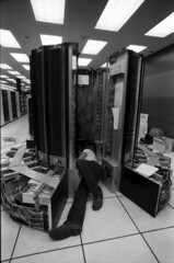 Cray Supercomputer XMP 24 @ GM Research (kevinnolte) Tags: cray xmp