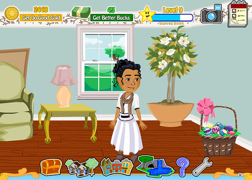 customized house 2_greek girl