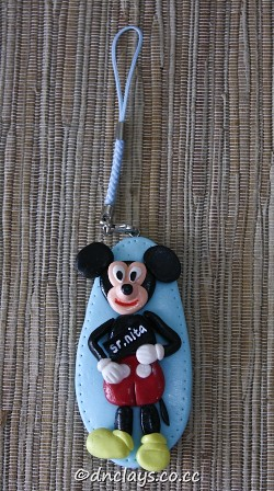 gantungan hp mickey mouse