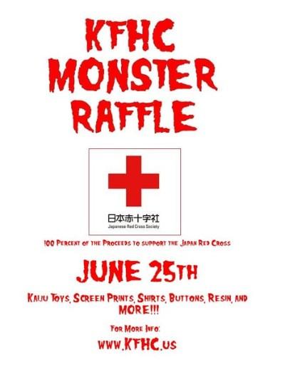 KFHC Monster Raffle
