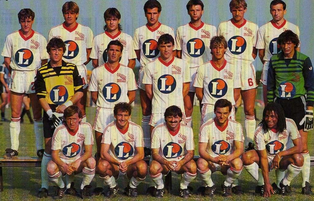 Brest 1985-86