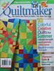 Quiltmaker Magazine July/August 2011