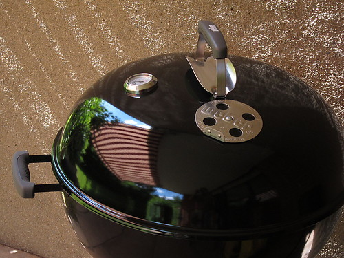 grill weber onetouch