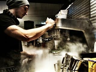 coffee Guru #iPhoneography #mostly365