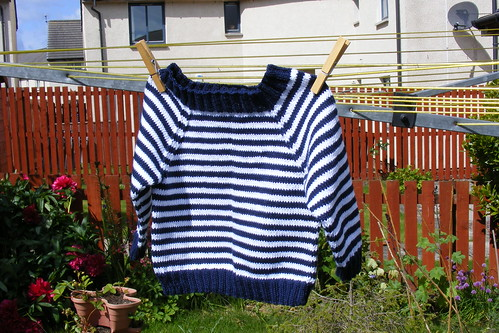 Little stripy jumper
