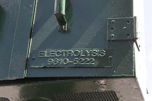Electrolysis - call this number!