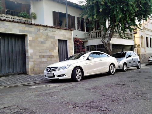 Mercedes Benz E350 Coupé