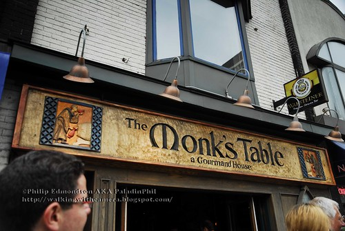 The Monks Table