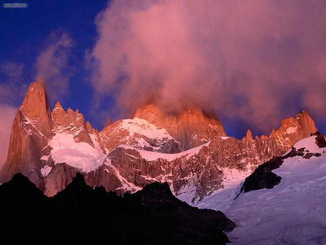 Mount_Fitz_Roy_Patagonia_Argentina