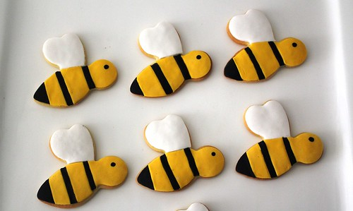 Buzzy Bee Cookies