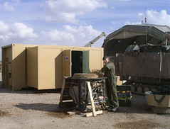 The Deployable Viking UOR workshop provided by Marshall SV