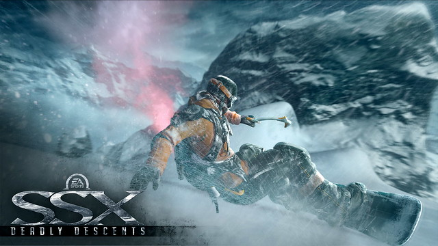 E3 2011: SSX Hands-On Preview (2)
