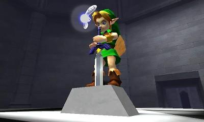 Link, prêt à changer d'époque