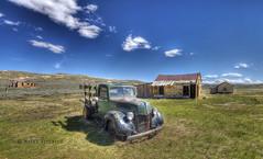 Old Truck - Bodie (photoacumen) Tags: oldtruck wow1 wow2 wow3 wow4 mygearandme mygearandmepremium bodieghosttownhdrphotomatixpse9