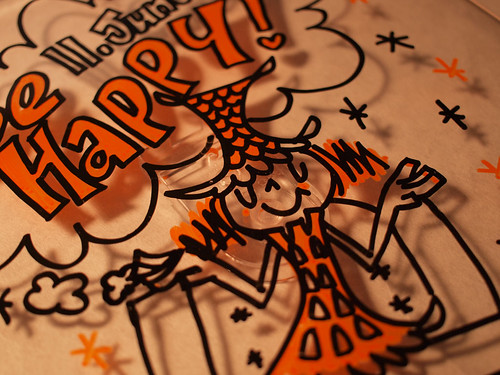 #535 - Be Happy (detail 02)