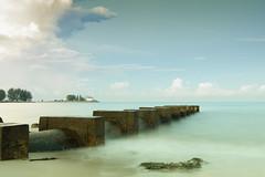 Port Dickson (Akaal Studio) Tags: holiday port long exposure cross malaysia process dickson processed nd8
