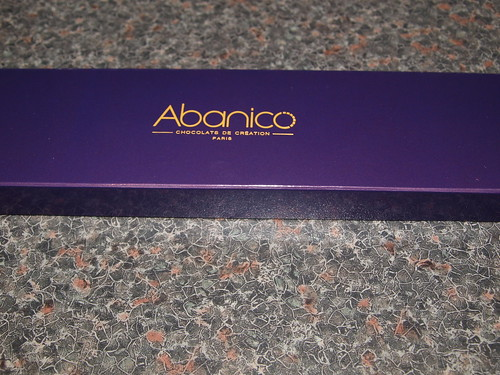 Abanico: Selection of Pralines & Ganaches