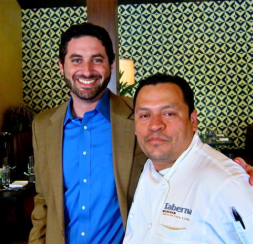GM Matthew Wasshtn & Chef Alex Padillo