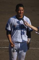 DSC05310 (shi.k) Tags: 横浜ベイスターズ 140601 嶺井博希 イースタンリーグ 平塚球場