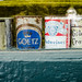 Beer Cans on the Window Sill