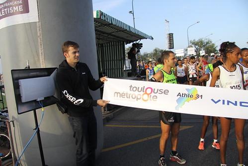Marathon de Toulouse 2013