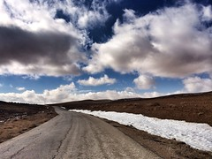 Jordan - Giordania - Somewhere in Feifa (Nastrina1981) Tags: road street sky snow colors landscape amazing scenery asia view desert jordan deadsea ontheroad maan giordania tafila