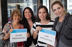 Group photo of WEAmericas participants (Bureau of Educational & Cultural Affairs) Tags: southamerica america ecuador women guatemala cuba bolivia western nicaragua elsalvador wha centralamerica entrepreneur hemispheres womenandgirls westernhemispheres weamericas