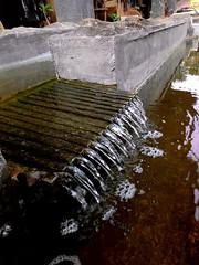 Water drops. Joglo Ki Penjawi - Coffee House. Asus Zenfone 5